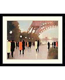 Amanti Art Paris Remembered  Framed Art Print