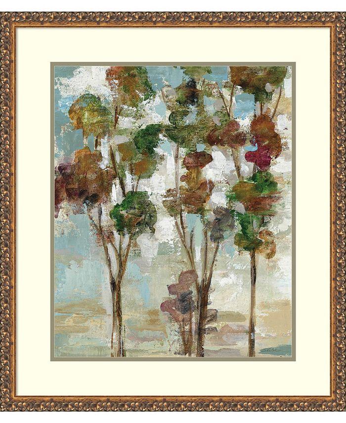 Amanti Art - Serene Forest II 26x30 Framed Art Print