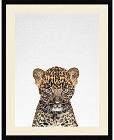 Amanti Art Leopard Framed Art Print