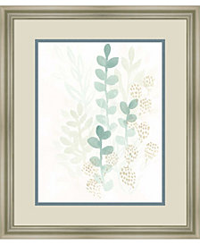 Amanti Art Sprout Flowers I Framed Art Print