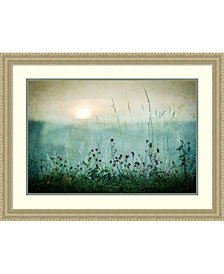 Amanti Art Autumn Sunrise  Framed Art Print