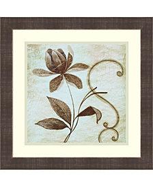 Amanti Art Floral Souvenir 2 Framed Art Print