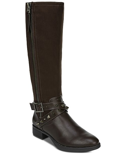 9d210fef5 Circus by Sam Edelman Portia Riding Boots   Reviews - Boots - Shoes ...