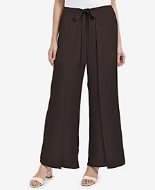NY Collection Wide Leg Pants