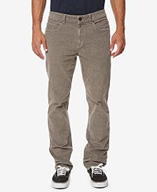 O'Neill Men's Malone Standard Corduroy Pants