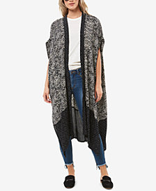 O'Neill Juniors' Afternoon Printed Kimono
