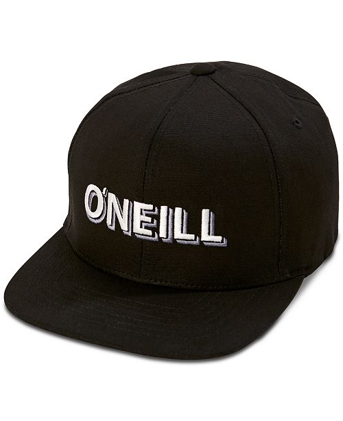 O'Neill Men's Warehouse Flexfit® Stretch Embroidered Logo Hat