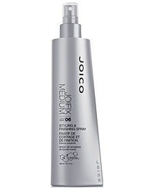 Joico JoiFix Medium Styling & Finishing Spray, 10.1-oz., from PUREBEAUTY Salon & Spa