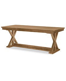 Rachael Ray Everyday Dining Trestle Table