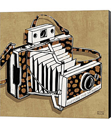 Analog Jungle Camera by Michael Mullan Canvas Art