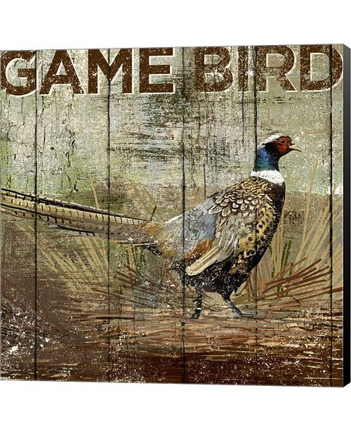 Metaverse Open Season Pheasant by Art Licensing Studio Canvas Art