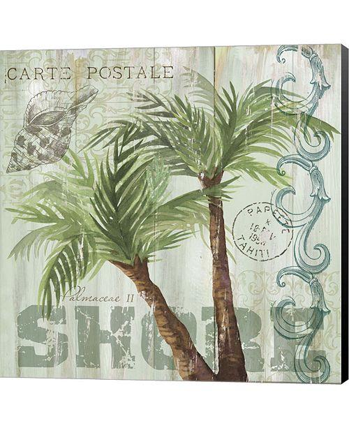 Metaverse Palmaceae II by Fiona Stokes-Gilbert Canvas Art