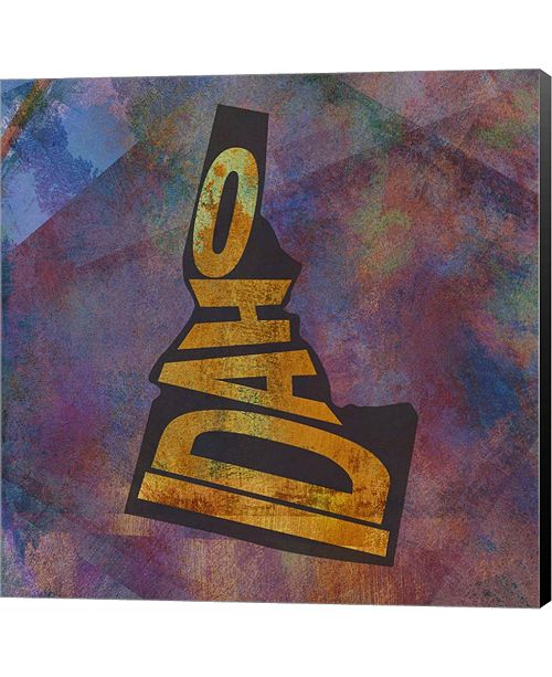 Metaverse Idaho by Art Licensing Studio Canvas Art