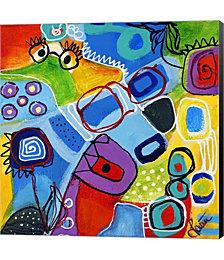Owl IV by Joy Canvas Art