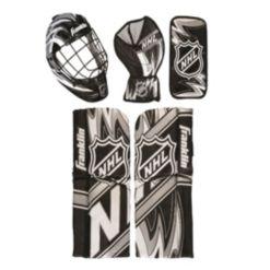Franklin Sports Nhl Mini Hockey Goalie Equip & Mask Set