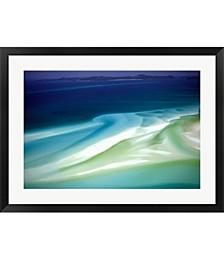 Australia Whitsunday by Stuart Westmorland / Danita Delimont Framed Art