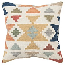 """22"""" x 22"""" Geometrical Design Pillow Collection"""