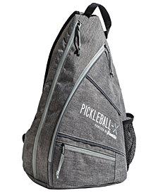 Pickleball-X Elite Performance Sling Bag - Official Bag Of The Us Open (Gray/Gray)
