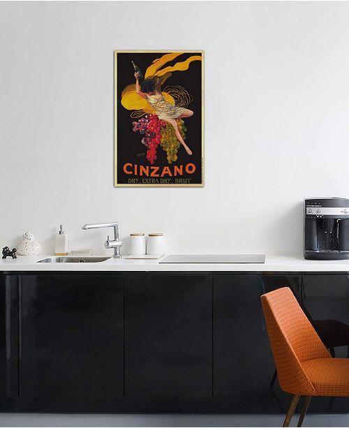 "iCanvas ""Asti Cinzano (Vintage)"" by Leonetto Cappiello Gallery-Wrapped Canvas Print"