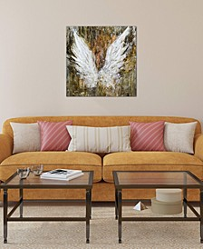 """""""Gentle Strength"""" by Julian Spencer Gallery-Wrapped Canvas Print (26 x 26 x 0.75)"""