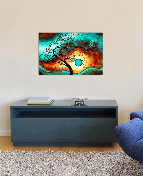 """iCanvas """"Family Joy"""" by Megan Duncanson Gallery-Wrapped Canvas Print (18 x 26 x 0.75)"""