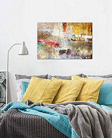 """iCanvas """"Rain Clouds"""" by Julian Spencer Gallery-Wrapped Canvas Print (26 x 40 x 0.75)"""