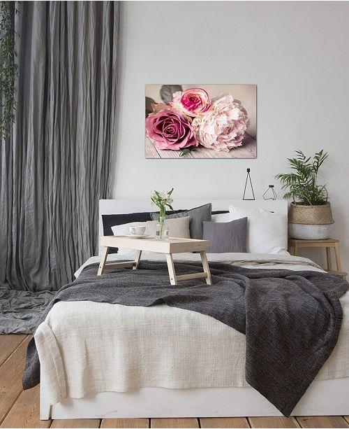 """iCanvas """"Bouquet"""" by Symposium Design Gallery-Wrapped Canvas Print (18 x 26 x 0.75)"""