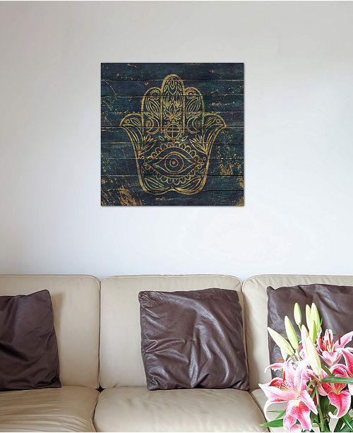 "iCanvas ""Hamsa"" by Diego Tirigall Gallery-Wrapped Canvas Print (18 x 18 x 0.75)"