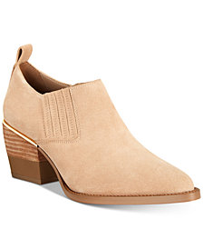 DKNY Roxy Booties, Created For Macy's