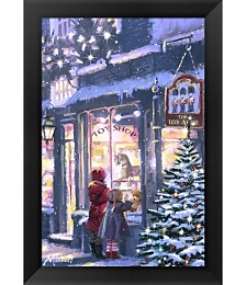 Toy Shop 6 by The Macneil Studio Framed Art