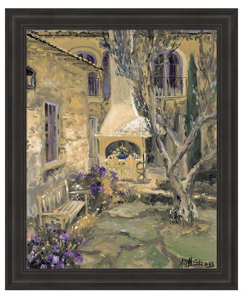 Metaverse Scenic Italy VII by Allayn Stevens Framed Art