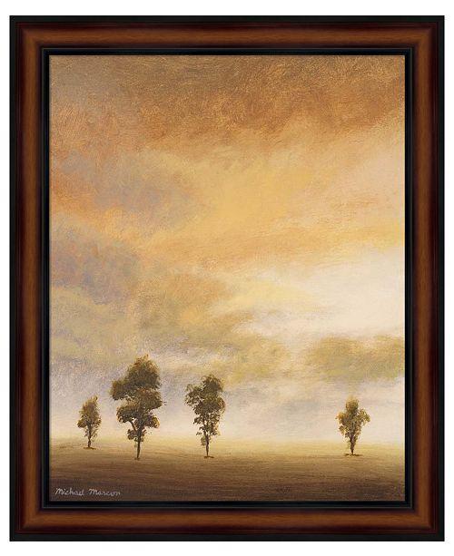Metaverse Open Sky II by Michael Marcon Framed Art