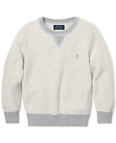 05c4849756939 Polo Ralph Lauren Little Boys Cotton Crew-Neck Sweater