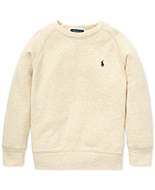 Polo Ralph Lauren Toddler Boys Spa Terry Sweatshirt