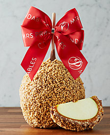 Mrs. Prindables Toffee Walnut Milk Chocolate Jumbo Apple
