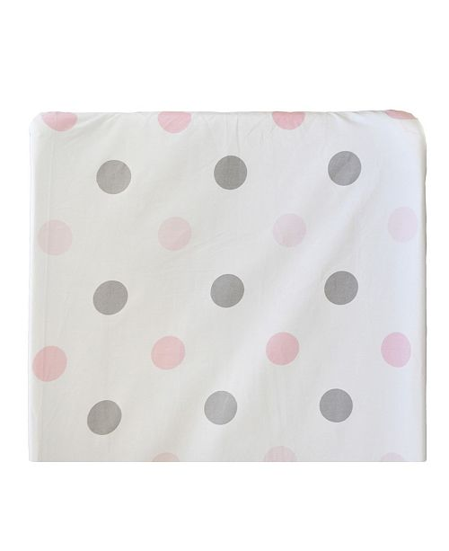 My Baby Sam Olivia Rose Changing Pad Cover