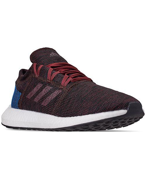 buy popular f27f3 91769 ... adidas Mens PureBOOST GO Running Sneakers from Finish ...
