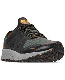 New Balance Men's Fresh Foam Kaymin Trail Running Sneakers from Finish Line