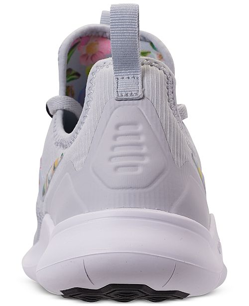 8e57936881e2 Nike Women s Free TR 8 Print Training Sneakers from Finish Line ...