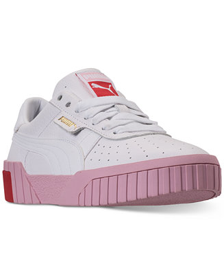 puma women's california fashion casual sneakers from
