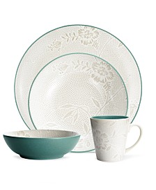 Noritake Colorwave Bloom 4 Piece Place Setting