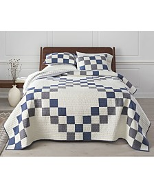 Modern Heritage 3-Pc. Quilt Set Collection