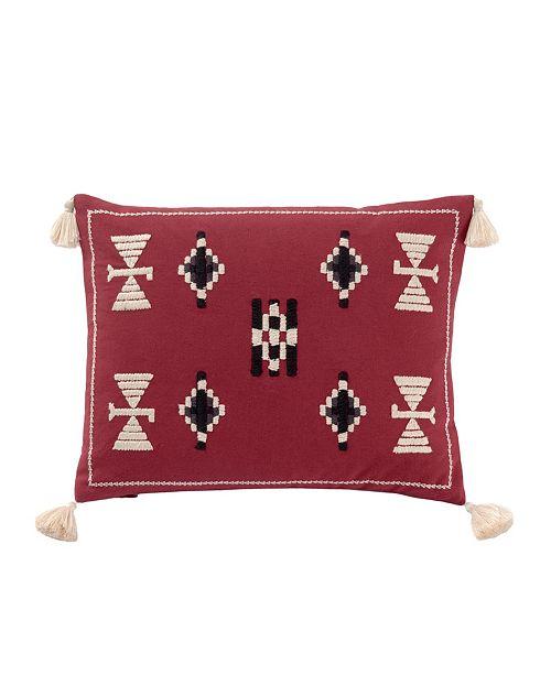 "Pendleton Jicarilla Embroidered 12"" X 16"" Breakfast Pillow"