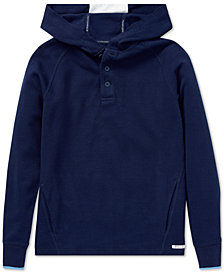 Polo Ralph Lauren Big Boys Performance Graphic Hoodie