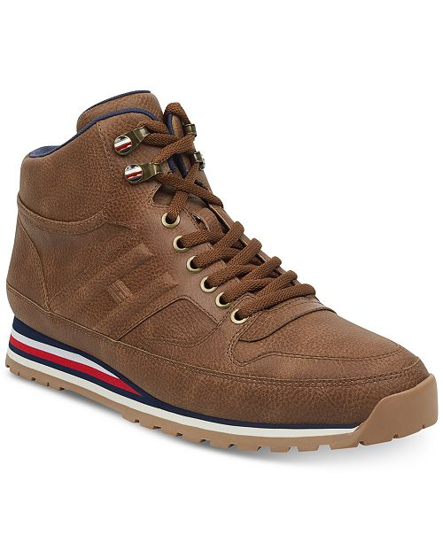 bfe57da2b Tommy Hilfiger Men s Owens Hiker Sneakers   Reviews - All Men s ...