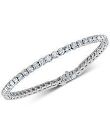 Diamond Tennis Bracelet (6 ct. t.w.) in 14k White Gold