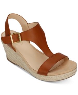 Women's Card Espadrille Wedge Sandals Women's Shoes