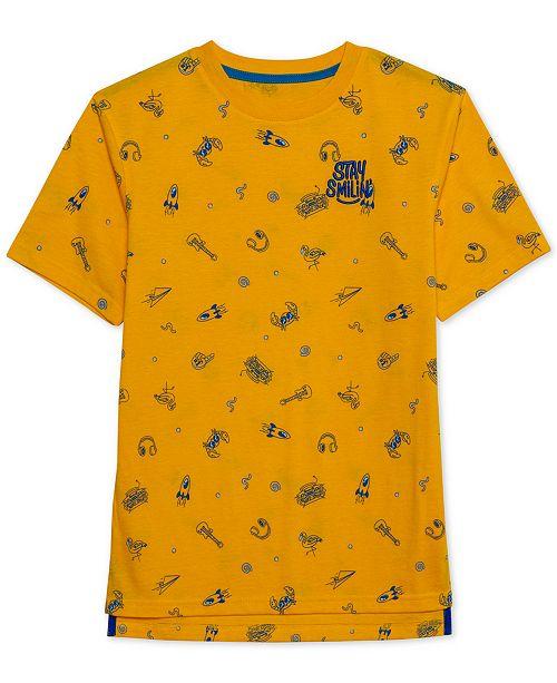 Jem Big Boys Stay Smilin' Graphic T-Shirt