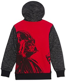 Star Wars Big Boys Vader Sherpa Fleece Hoodie