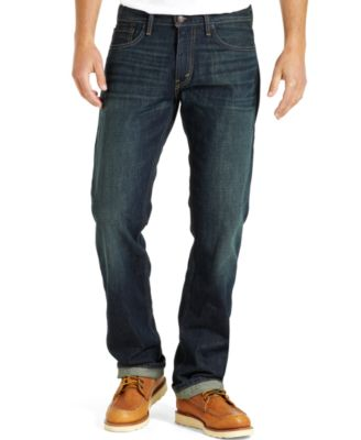 Image of Levi's Men's 514 Straight Fit Jeans